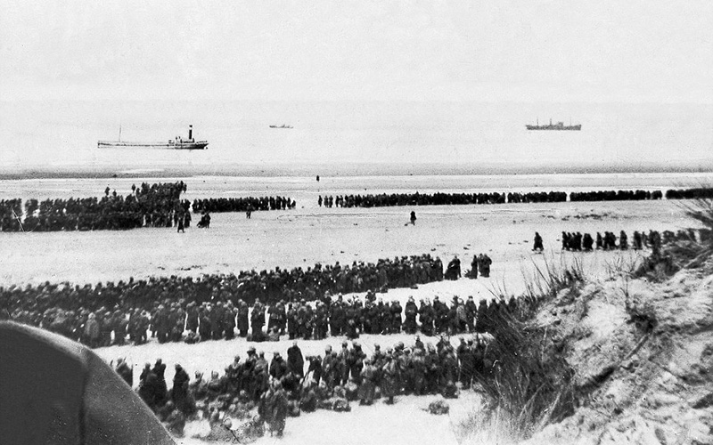 Operation Dynamo and the Dunkirk Evacuation