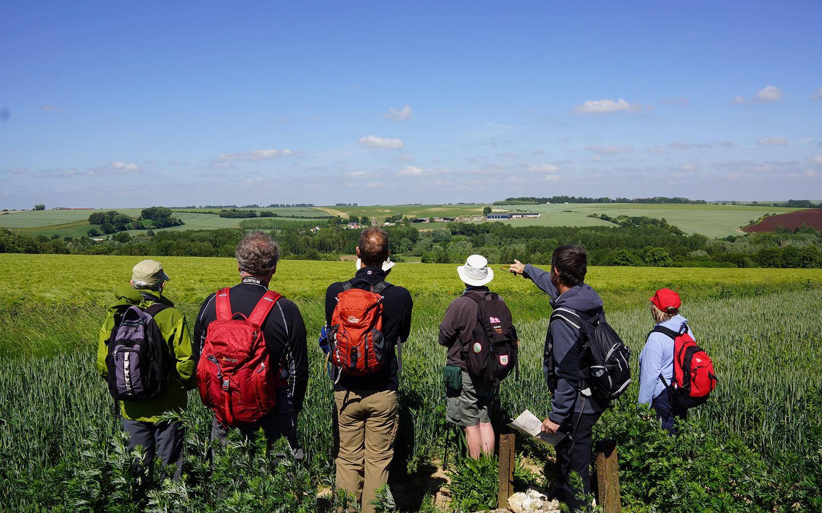 Somme Walk